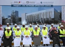 STC begins constructing largest network operations centre in the MENA region