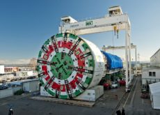 UAE's biggest TBMs to arrive at Dubai Municipality construction site from China