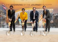 Thailand breaks ground for its Pavilion at Expo 2020 Dubai