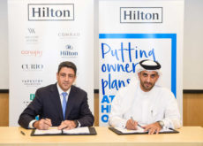 Tilal Properties and Hilton plan new upscale hospitality property in Sharjah