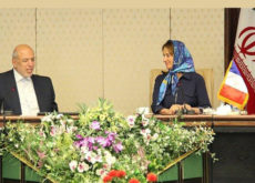 Water management deal signed by Iran and France