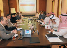 Bahrain and Saudi Fund delegates discuss implementation of projects
