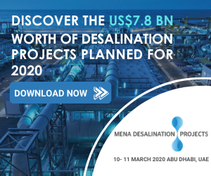 MENA Desalination Projects