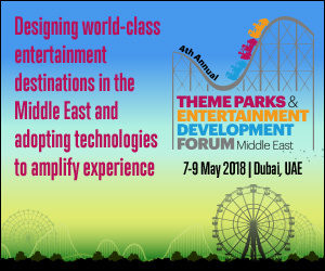 4th Theme Parks and Entertainment Development Forum
