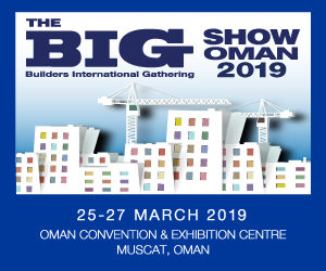 The BIG Show Oman (Builders International Gathering)