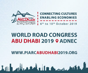 World Road Congress Abu Dhabi 2019