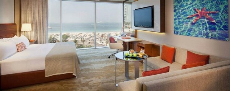 Middle East overtakes Europe in new hotel rooms in the pipeline
