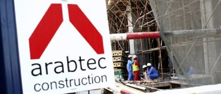 Arabtec Holding confirms its financial restructuring plans