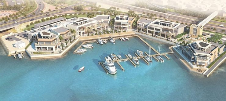 Phase 1 of Sa'ada project in Bahrain expected to be finished in Q4 2019