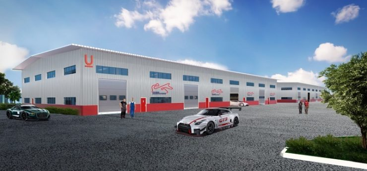 Union Properties announces expansion of Dubai Autodrome Business Park project