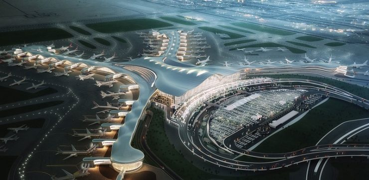 Ciara Walker: MENA region plans significant airport expansion by 2025
