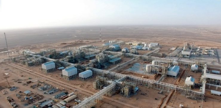 PDO's Rabab Harweel Integrated Project enters start-up phase with gas production