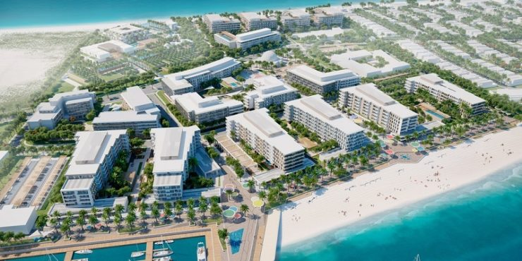 Shapoorji Pallonji Middle East appointed as contractor for US$ 418 mn Qaryat Al Hidd
