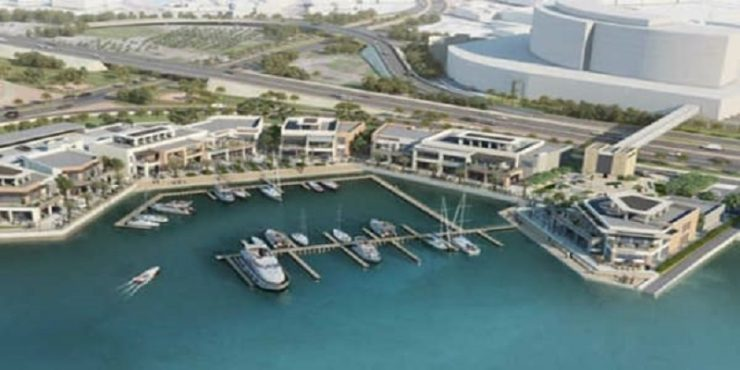 Sa'ada West project steadily progresses in Bahrain