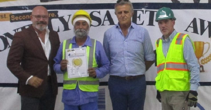 Reem Mall showcases industry excellence through new health and safety initiative