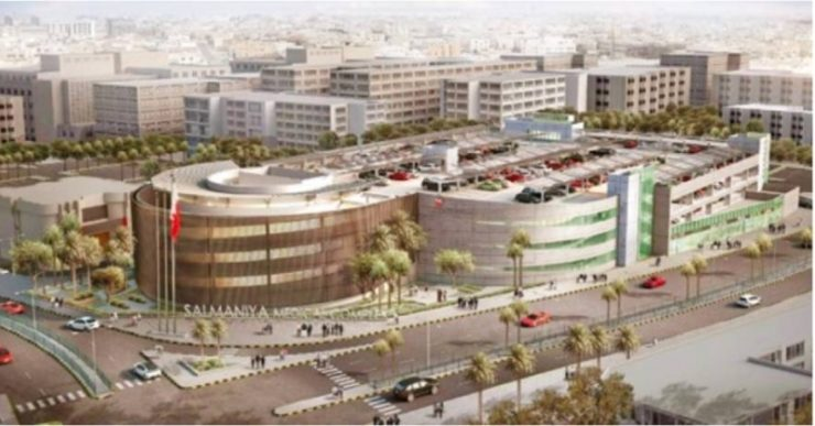 Construction to commence soon on 5,700sqm multi-storey car park in Manama