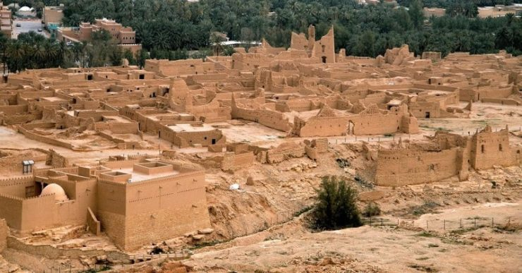 King Salman to launch restoration of Al-Turaif historical district