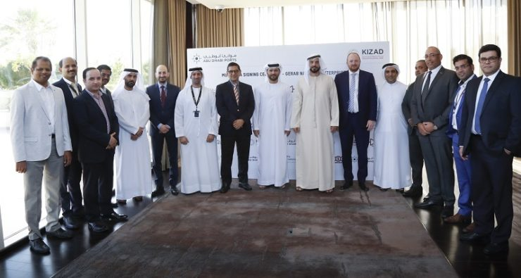 Gerab Group establishes operations at KIZAD and Khalifa Port with three new major developments