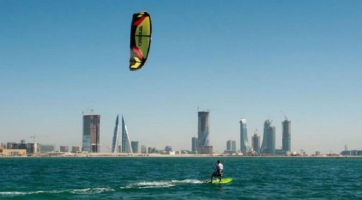 Bahrain plans to build the biggest water sports and maritime facility