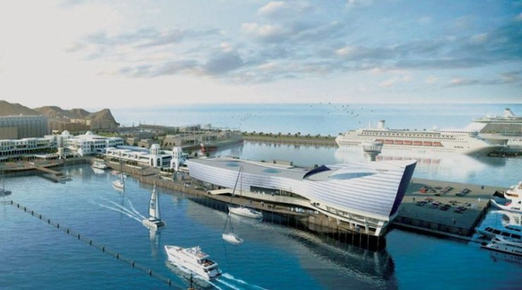 Parts of new Mina Al Sultan Qaboos waterfront project to be opened in Q3 2019
