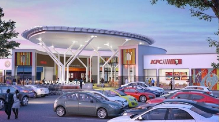 Construction on US$ 86 mn Mall of Tembisa estimated commences
