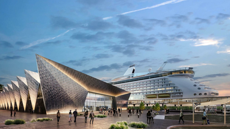 ASGC appointed to build new Dubai Cruise Terminal