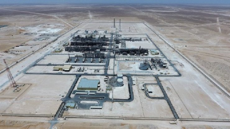 BP approves first major natural gas field project in Oman in 2018
