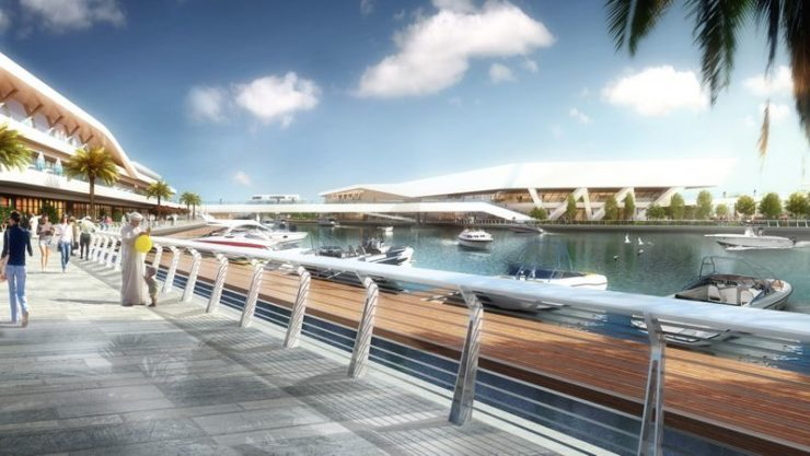 70% work completed on The National Aquarium project in Abu Dhabi