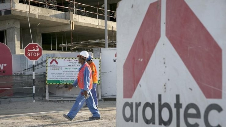 US$ 85.7 mn Adnoc Onshore contract won by Arabtec