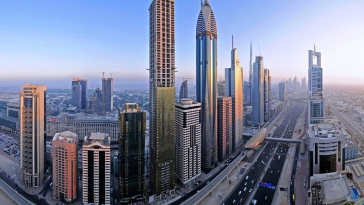 Q1 2019 witnessed multiple projects commencing in Dubai's commercial sector 