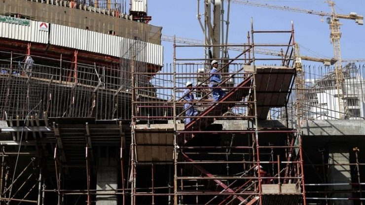 Early involvement of sub-contractors to benefit building teams in the Middle East