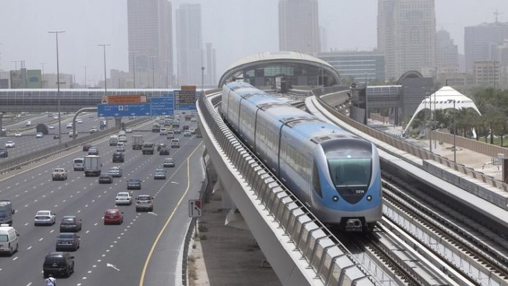 RTA signs contract extension for Dubai Metro with Serco Group