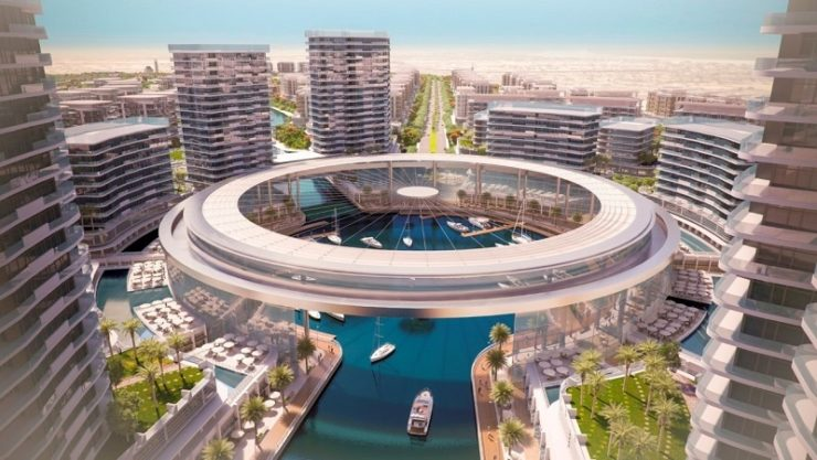 Meydan Group launches new waterfront residential and lifestyle community development in Dubai