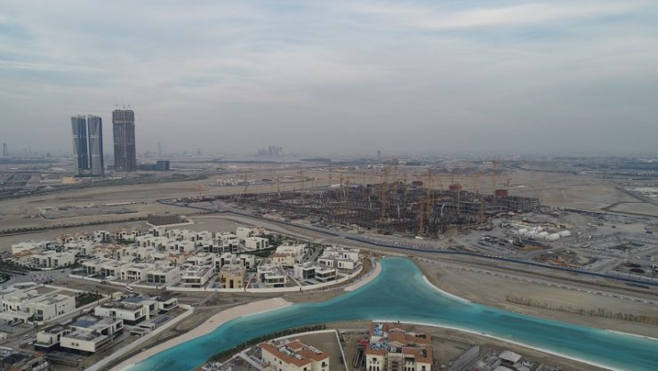 Meydan One Takes Shape as City Reimagined, Set for 2020 Launch