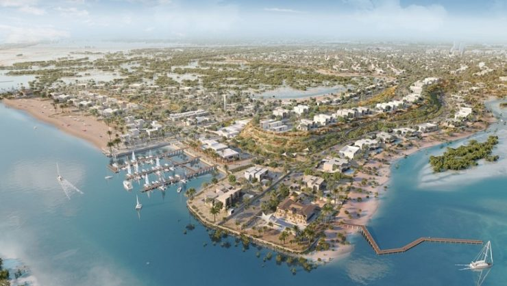 US$ 1.36 bn Jubail Island development to become Abu Dhabi's most desirable residential sanctuary
