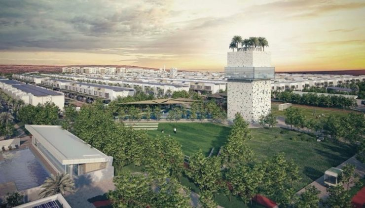 Shurooq appoints CEO for US$ 544 mn Sharjah Sustainable City project