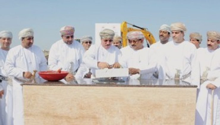 Oman launches mega affordable residential complex in Barka
