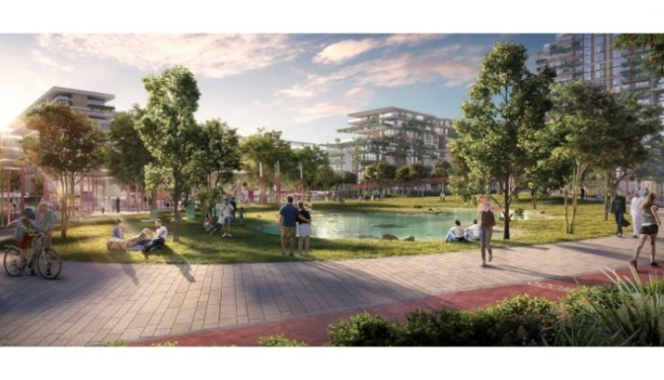 Meraas unveils its plans for Central Park at City Walk