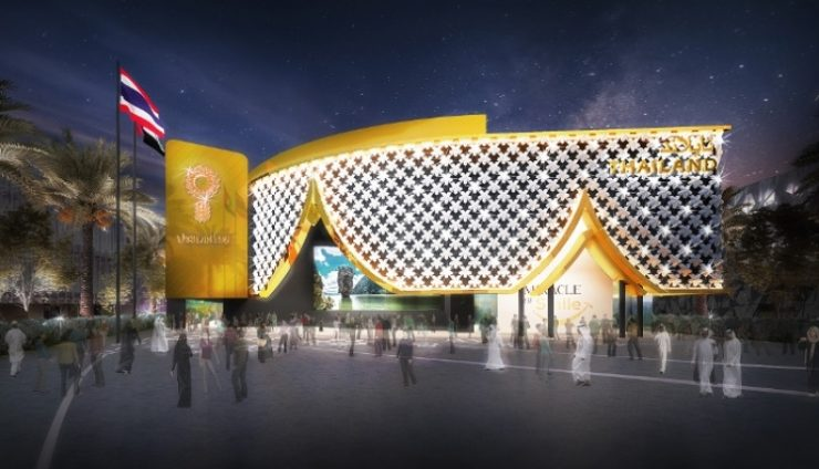 Thailand Pavilion at Expo 2020 Dubai to have façade resembling flower garland
