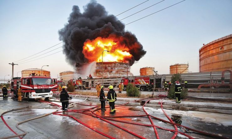 Lack of local regulations main factor for fire failures in the Middle East