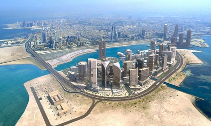 YBA Kanoo, Axa sign deal for new real estate development in Bahrain Bay