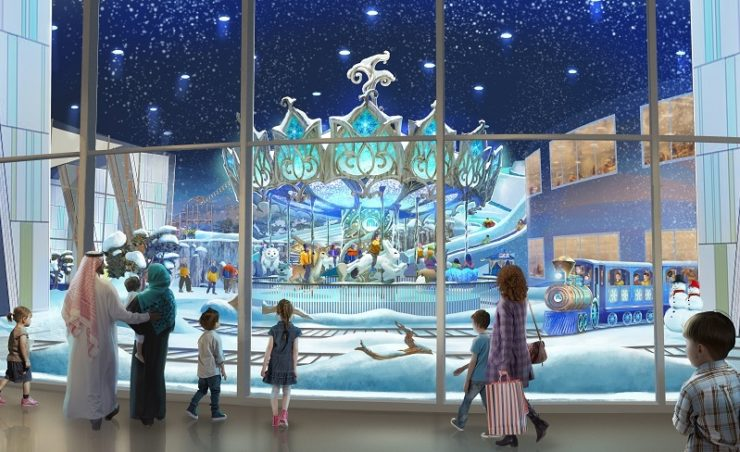 New details revealed about the world's largest snow play park in Abu Dhabi