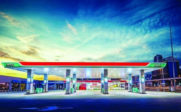 Enoc plans to build 45 new service stations in Saudi Arabia