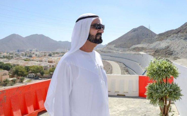 Dubai ruler announces allocation of US$ 272 mn for Fujairah's infrastructure projects