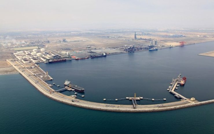 Marafi,Dolphin Integrated to develop aggregate terminal at Sohar Port