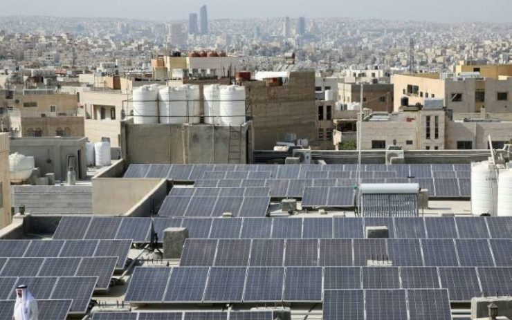 Jordan to install solar power systems on 35 mosques