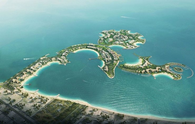 Al Marjan Island to showcase investment opportunities