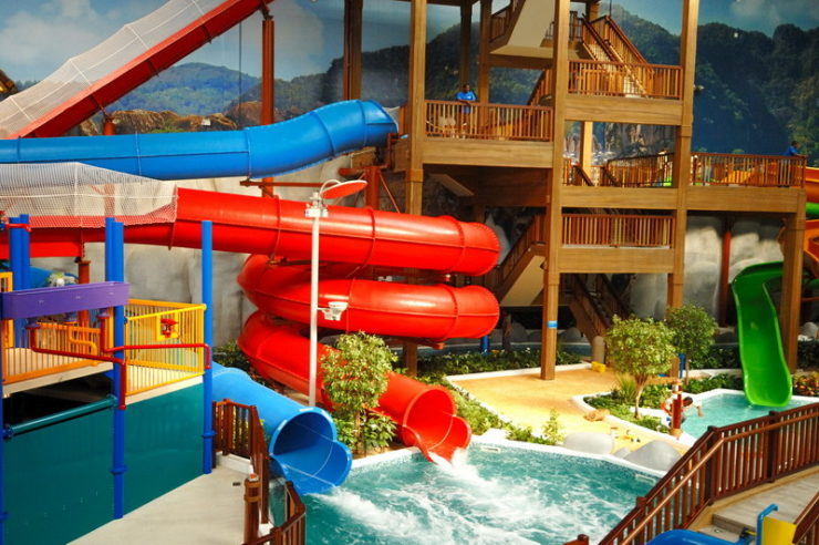 Construction on water park in Manama to be partly completed by 2018-end