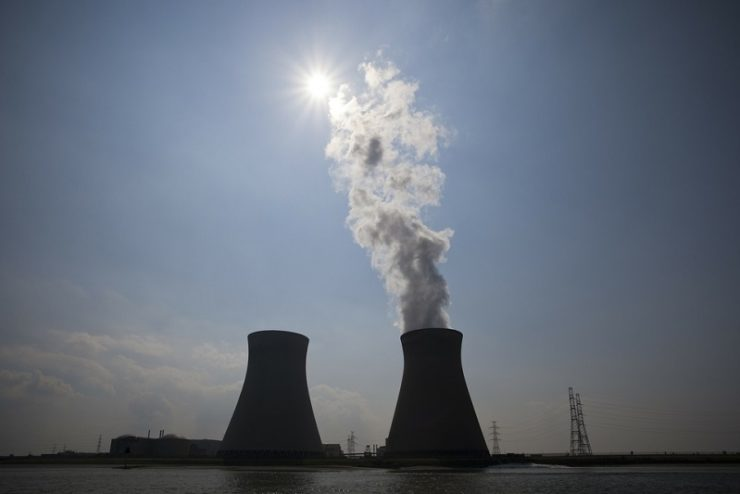 American companies given permission to work on six nuclear energy projects in Saudi Arabia