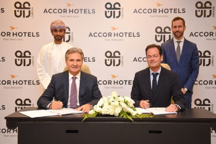 AccorHotels continues Middle East expansion by signing nine hotels